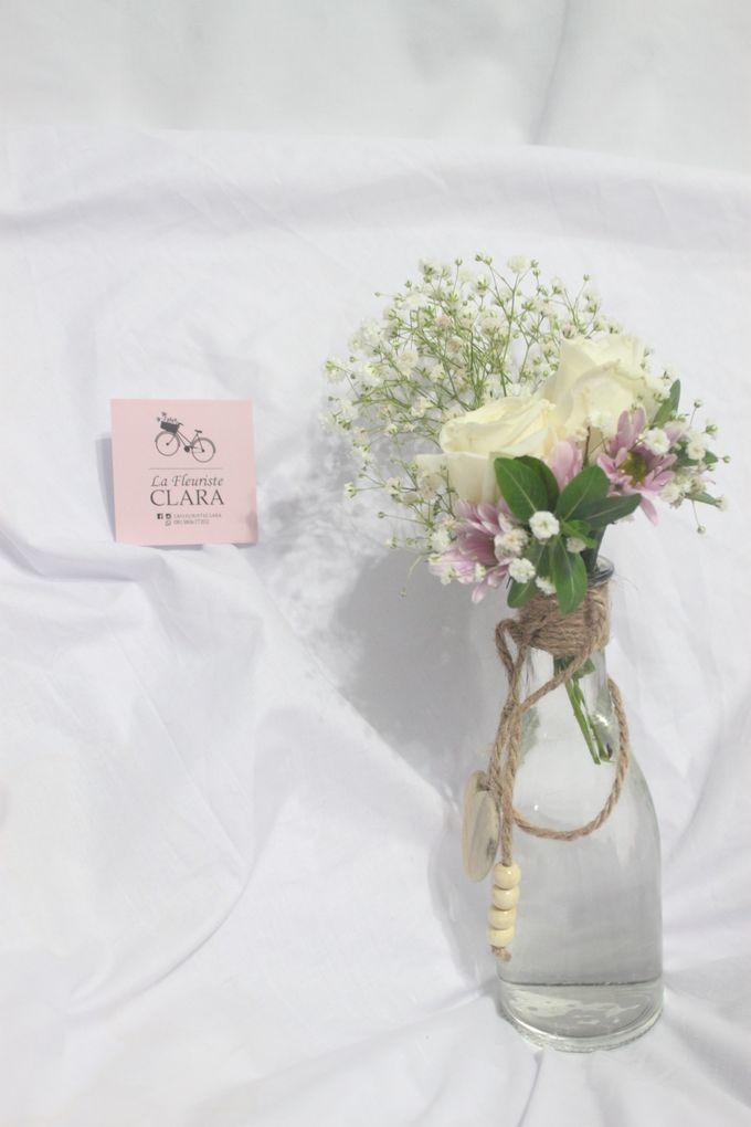Wedding Corsage by La Fleuriste Clara - 004