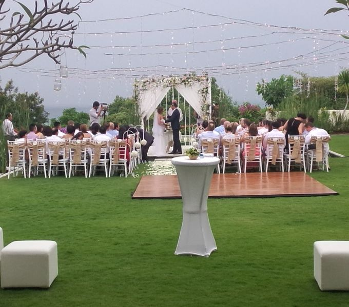 Wedding of David and Minh by NEXTBEAT BAND BALI - 002