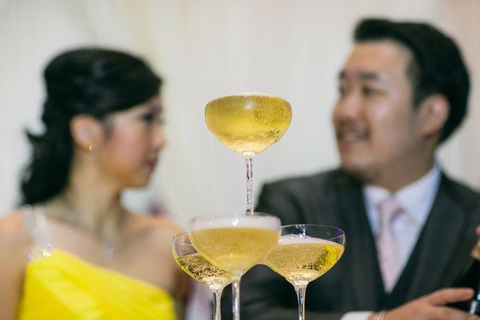 Jing Jie & Chew Yan by Forlino Dining on the Bay - 001