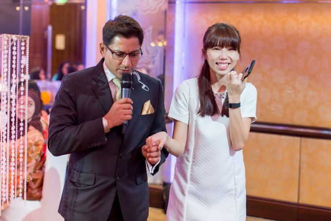 Malay Wedding Extraordinaire Celebration - Daniaal & Suhaila by Born2talk - 015