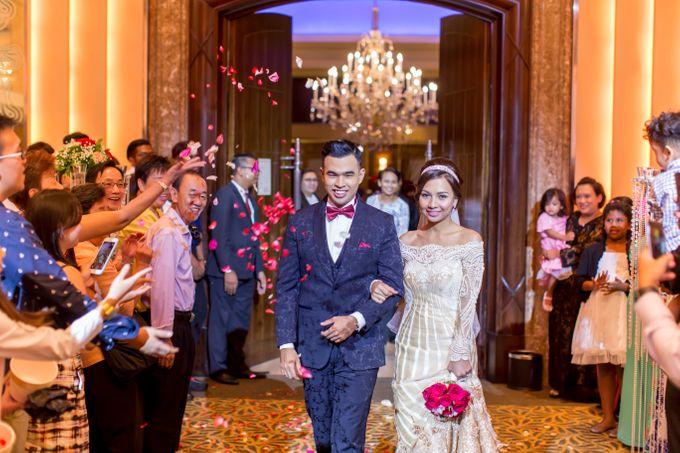 Malay Wedding Extraordinaire Celebration - Daniaal & Suhaila by Born2talk - 002