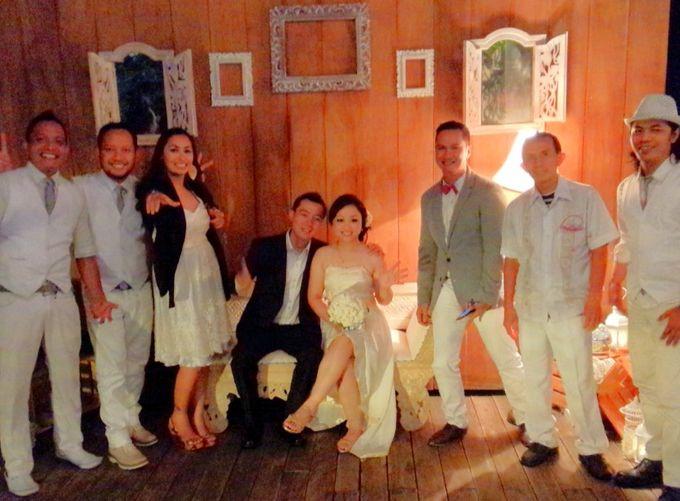 Wedding of Ferry and Sandra by NEXTBEAT BAND BALI - 001