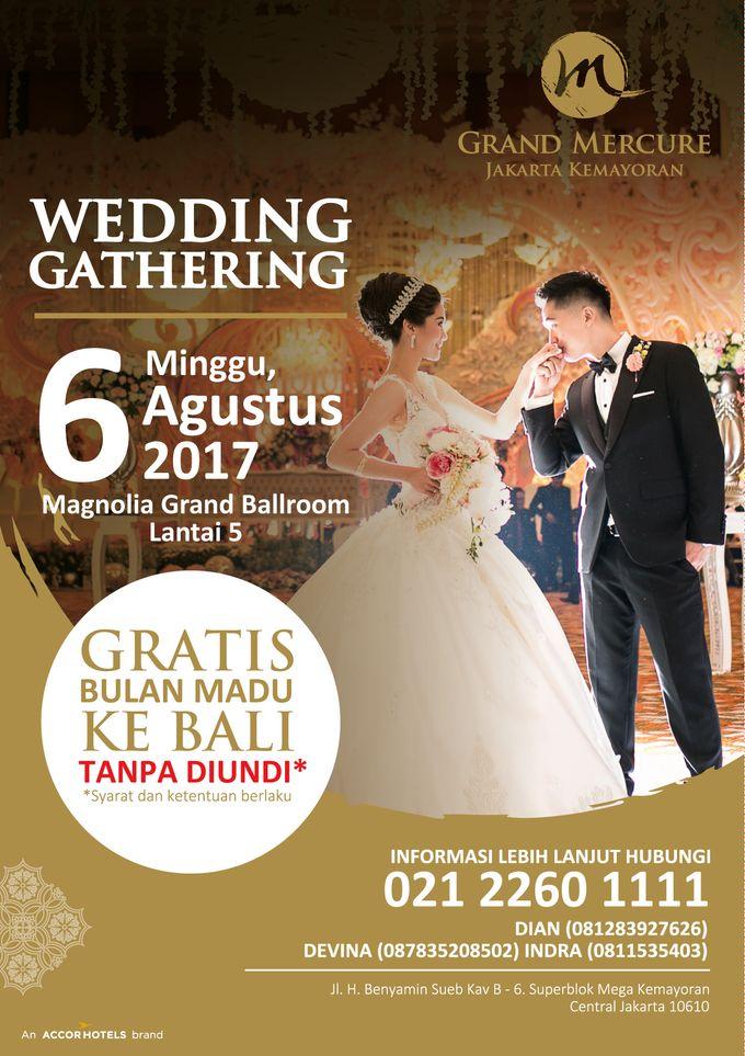 Wedding Gathering by Grand Mercure Jakarta Kemayoran - 001