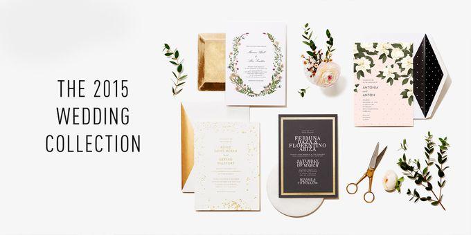 Oscar de la Renta wedding invitation by Paperless Post - 003