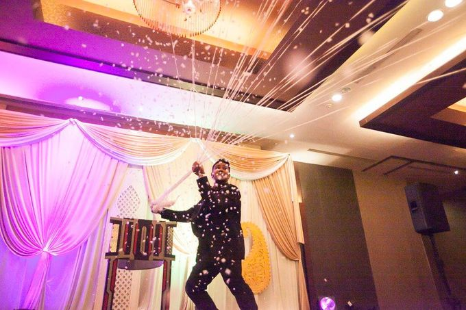 Collection of Wedding Photos from recent events by Kyle Ravin Emcee and Illusionist - 008