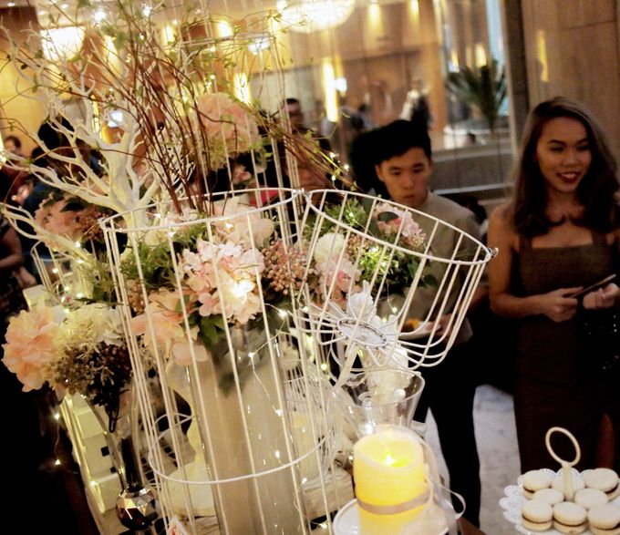 Wedding Paradiso Dessert Table by Manna Pot Catering - 007