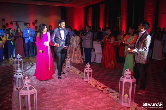A Beautiful Destination Wedding of Anisha & Aditya by Devasyah: Studios - 012