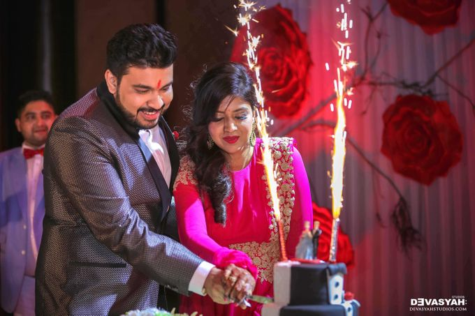 A Beautiful Destination Wedding of Anisha & Aditya by Devasyah: Studios - 013