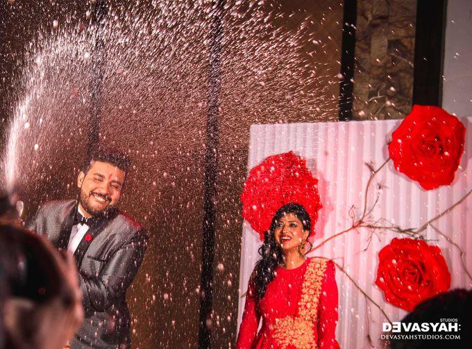 A Beautiful Destination Wedding of Anisha & Aditya by Devasyah: Studios - 014