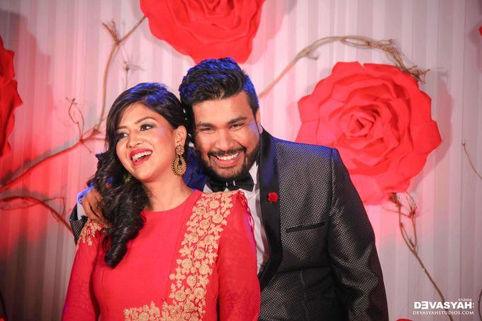 A Beautiful Destination Wedding of Anisha & Aditya by Devasyah: Studios - 015
