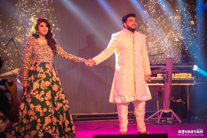 A Beautiful Destination Wedding of Anisha & Aditya by Devasyah: Studios - 017