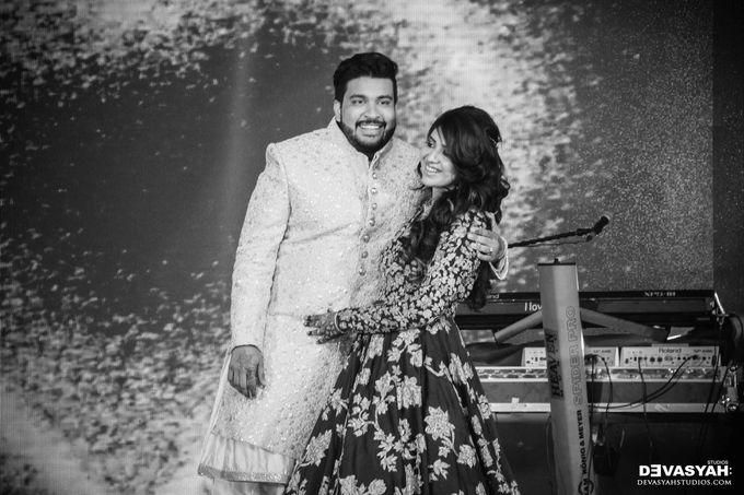 A Beautiful Destination Wedding of Anisha & Aditya by Devasyah: Studios - 018