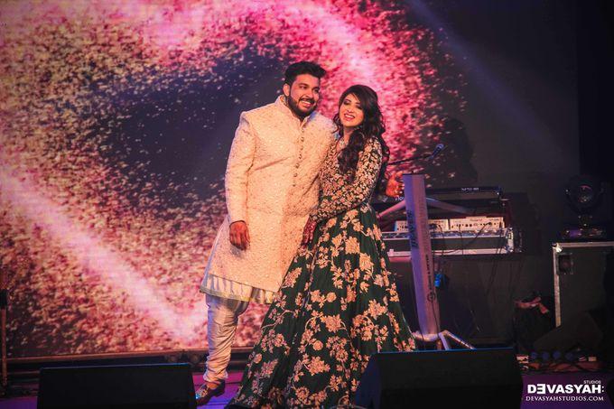 A Beautiful Destination Wedding of Anisha & Aditya by Devasyah: Studios - 019
