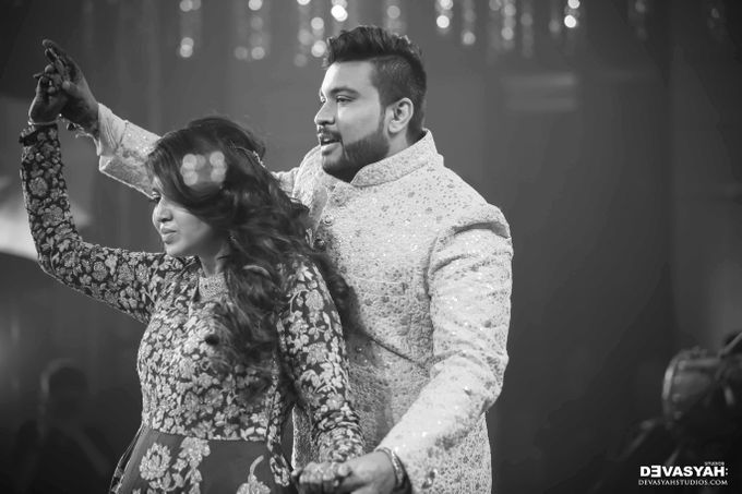 A Beautiful Destination Wedding of Anisha & Aditya by Devasyah: Studios - 022