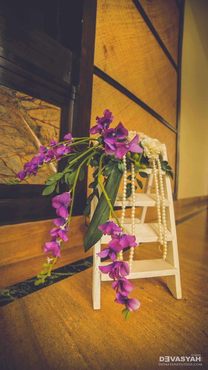 A Beautiful Destination Wedding of Anisha & Aditya by Devasyah: Studios - 031