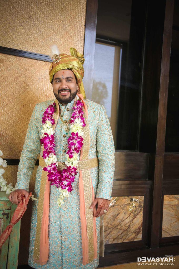 A Beautiful Destination Wedding of Anisha & Aditya by Devasyah: Studios - 032