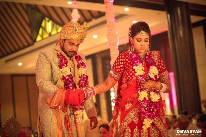 A Beautiful Destination Wedding of Anisha & Aditya by Devasyah: Studios - 039