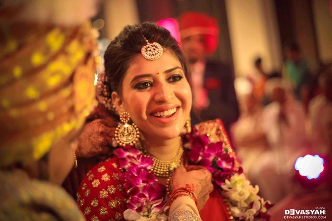 A Beautiful Destination Wedding of Anisha & Aditya by Devasyah: Studios - 041