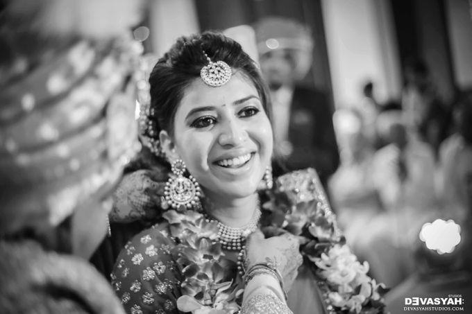 A Beautiful Destination Wedding of Anisha & Aditya by Devasyah: Studios - 042
