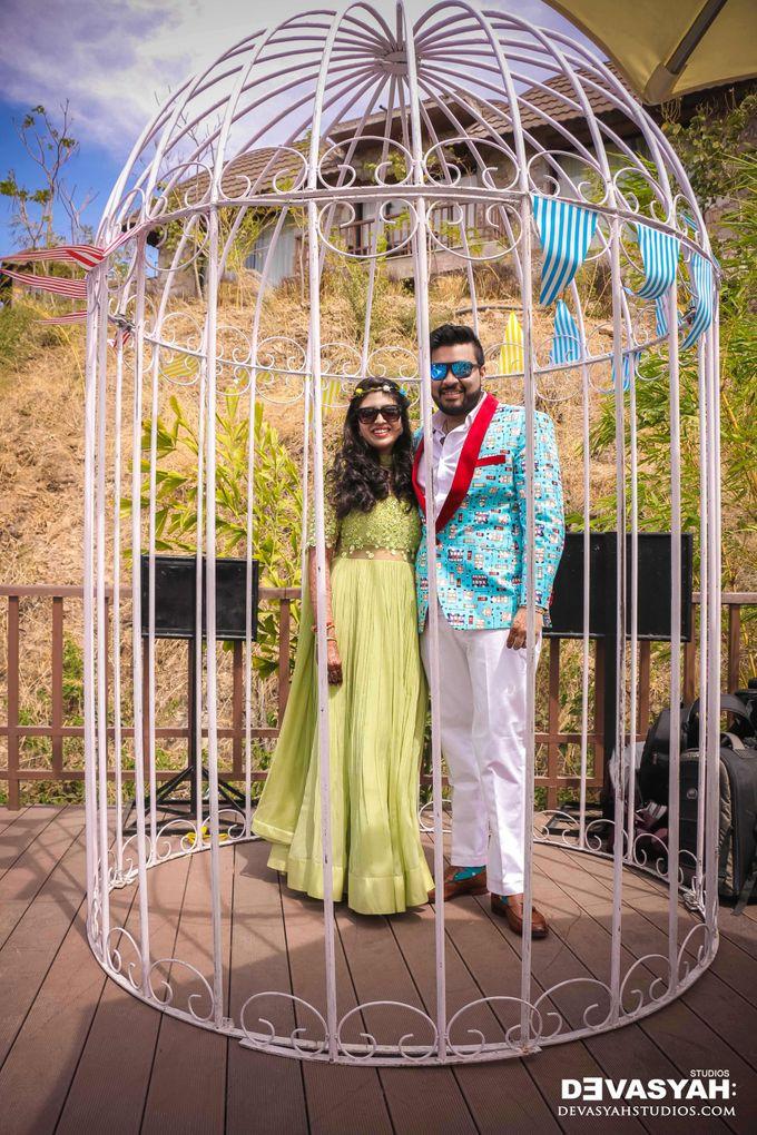 A Beautiful Destination Wedding of Anisha & Aditya by Devasyah: Studios - 005