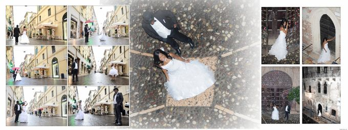 Noma & Valdo Destination Wedding in Venice Italy by Photography Mauritius - 016