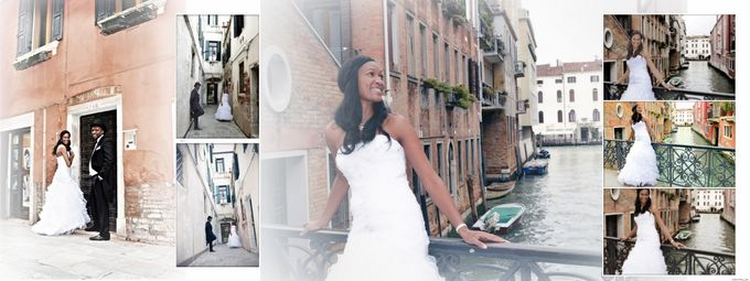 Noma & Valdo Destination Wedding in Venice Italy by Photography Mauritius - 001