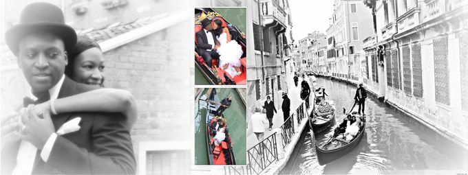 Noma & Valdo Destination Wedding in Venice Italy by Photography Mauritius - 002