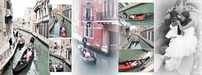 Noma & Valdo Destination Wedding in Venice Italy by Photography Mauritius - 003