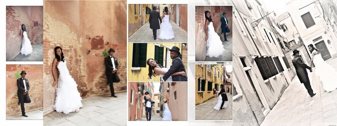 Noma & Valdo Destination Wedding in Venice Italy by Photography Mauritius - 004