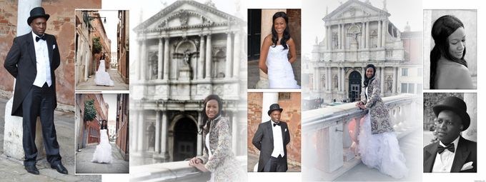 Noma & Valdo Destination Wedding in Venice Italy by Photography Mauritius - 006