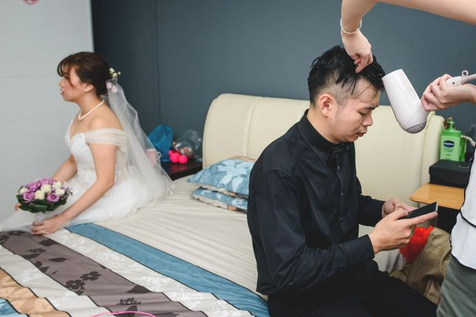 Wedding Photography Singapore - Actual Day Wedding - W & E by Rave Memoirs - 028