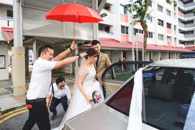 Wedding Photography Singapore - Actual Day Wedding - W & E by Rave Memoirs - 032