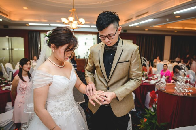 Wedding Photography Singapore - Actual Day Wedding - W & E by Rave Memoirs - 036