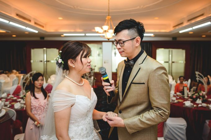 Wedding Photography Singapore - Actual Day Wedding - W & E by Rave Memoirs - 039