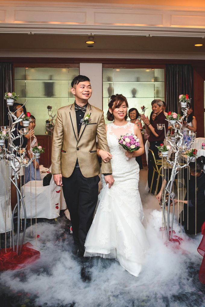 Wedding Photography Singapore - Actual Day Wedding - W & E by Rave Memoirs - 043
