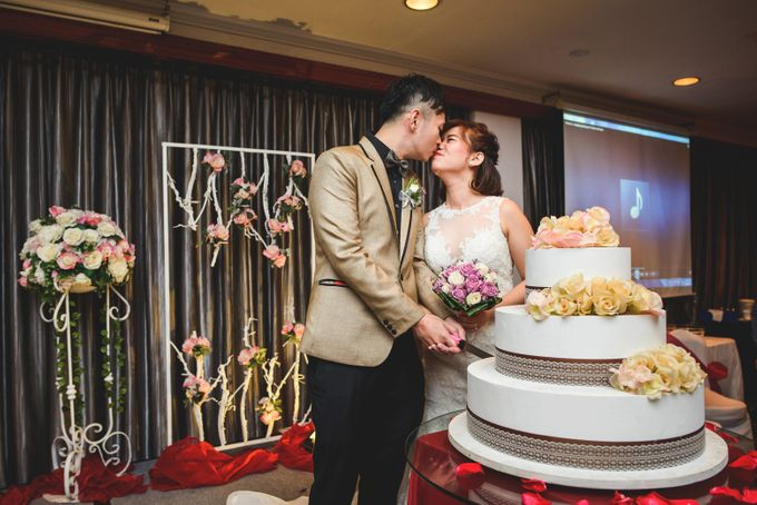 Wedding Photography Singapore - Actual Day Wedding - W & E by Rave Memoirs - 044