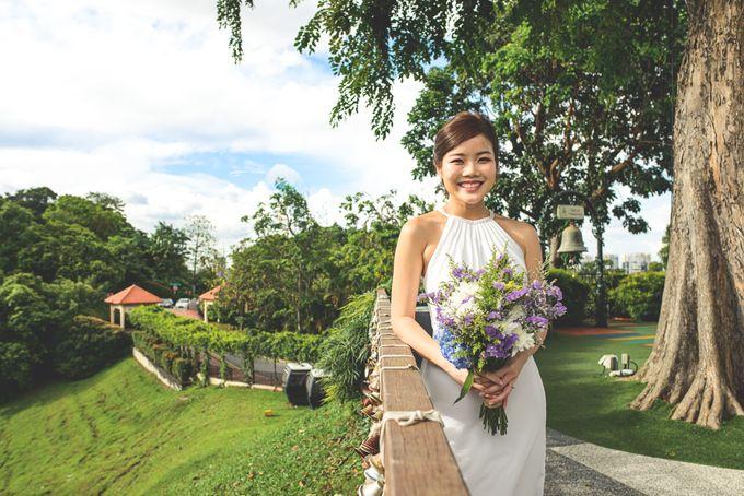 Wedding Photography Singapore - Aloysius & Karalyn ROM by Rave Memoirs - 008