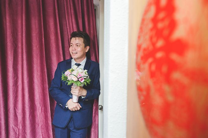 Wedding Photography Singapore - National Gallery - Hilton - YS & MJ by Rave Memoirs - 022