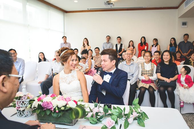 Wedding Photography Singapore - National Gallery - Hilton - YS & MJ by Rave Memoirs - 032