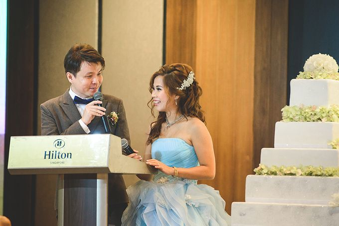 Wedding Photography Singapore - National Gallery - Hilton - YS & MJ by Rave Memoirs - 050