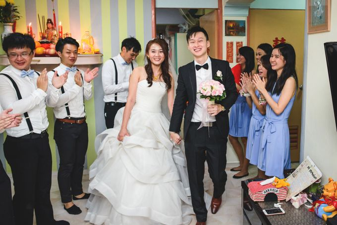 Wedding Photography Singapore - Actual Day Wedding - SL & A by Rave Memoirs - 020
