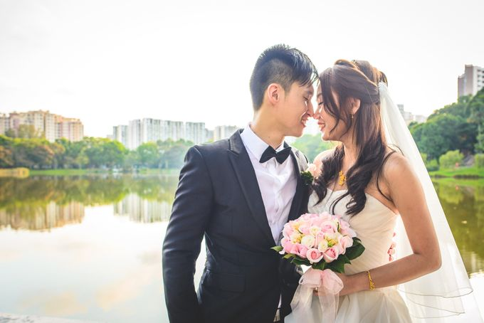 Wedding Photography Singapore - Actual Day Wedding - SL & A by Rave Memoirs - 023