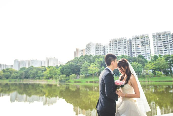 Wedding Photography Singapore - Actual Day Wedding - SL & A by Rave Memoirs - 024