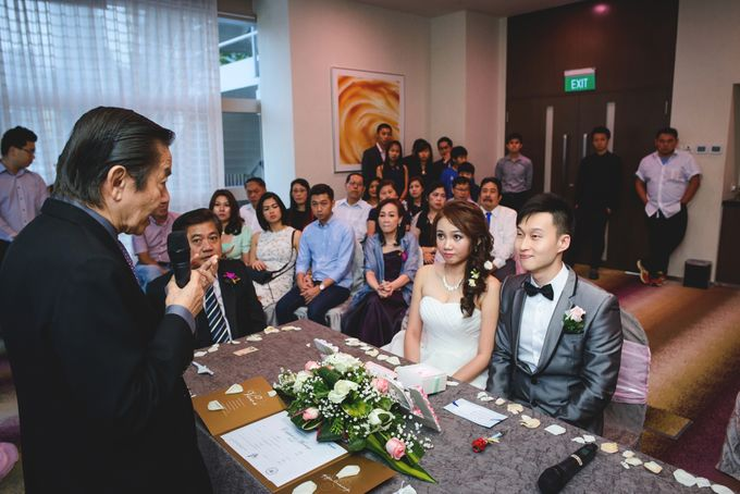 Wedding Photography Singapore - Actual Day Wedding - SL & A by Rave Memoirs - 034