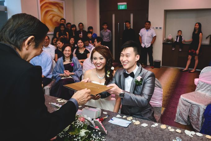 Wedding Photography Singapore - Actual Day Wedding - SL & A by Rave Memoirs - 038
