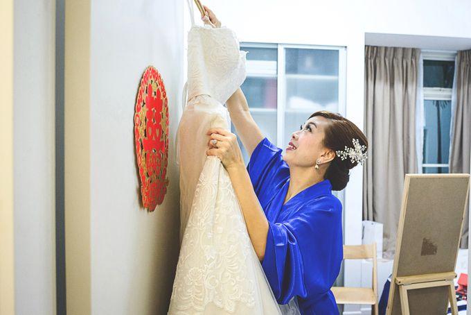 Wedding Photography Singapore - Fullerton Hotel - Tai & Elaine by Rave Memoirs - 004