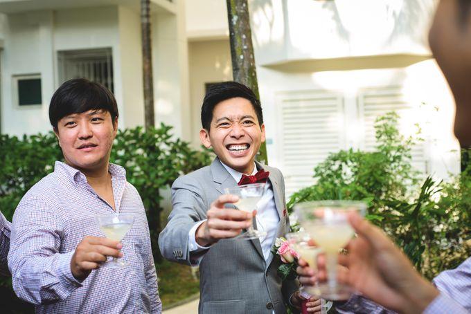 Wedding Photography Singapore - Fullerton Hotel - Tai & Elaine by Rave Memoirs - 020