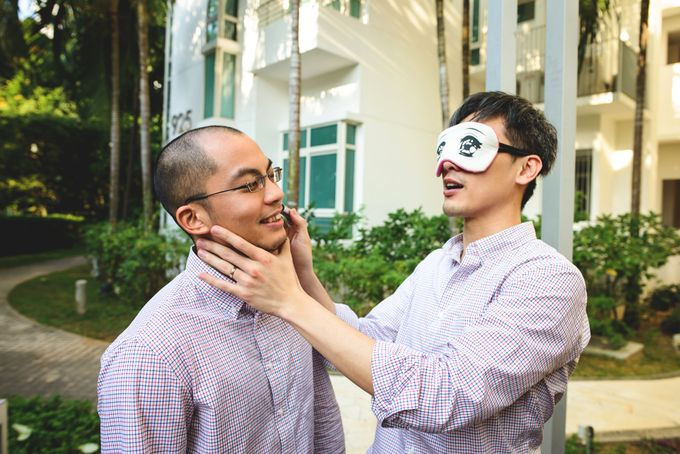 Wedding Photography Singapore - Fullerton Hotel - Tai & Elaine by Rave Memoirs - 023