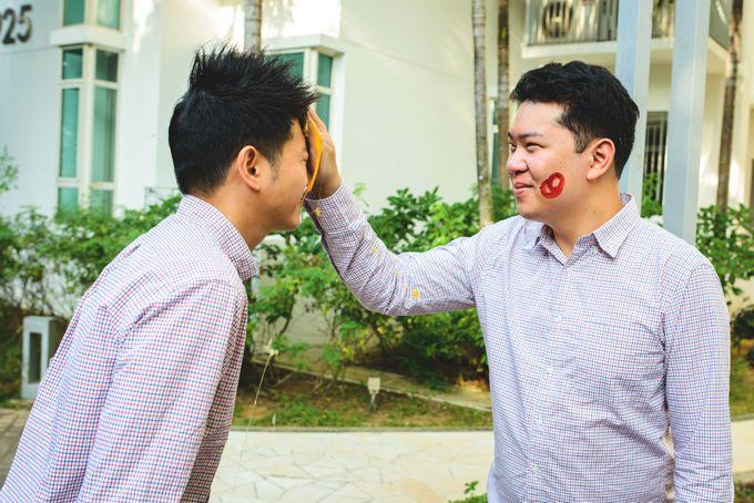 Wedding Photography Singapore - Fullerton Hotel - Tai & Elaine by Rave Memoirs - 024