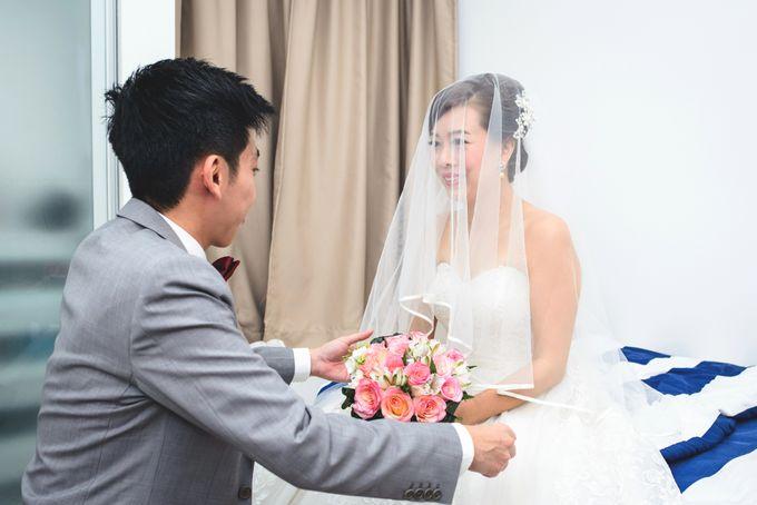 Wedding Photography Singapore - Fullerton Hotel - Tai & Elaine by Rave Memoirs - 027